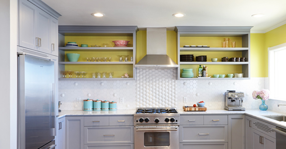 Best Use Kitchen Cabinets