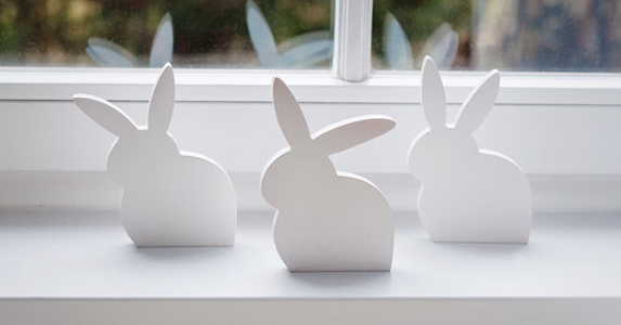 Bunny decor