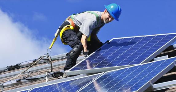 Install Solar Panel