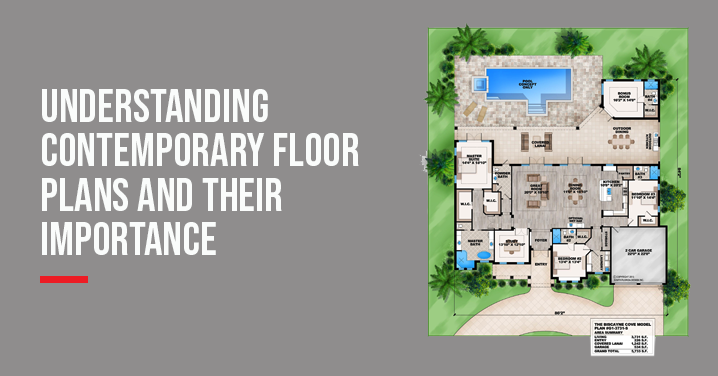 Contemporary Floor Plans