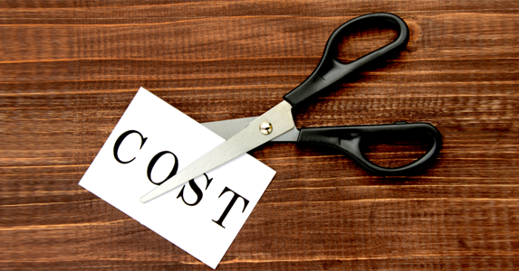 Cut Costs Where Possible
