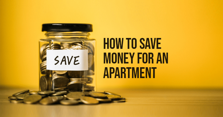 How to Save Money For An Apartment
