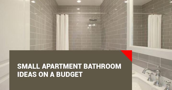 Top Apartment Bathroom Ideas